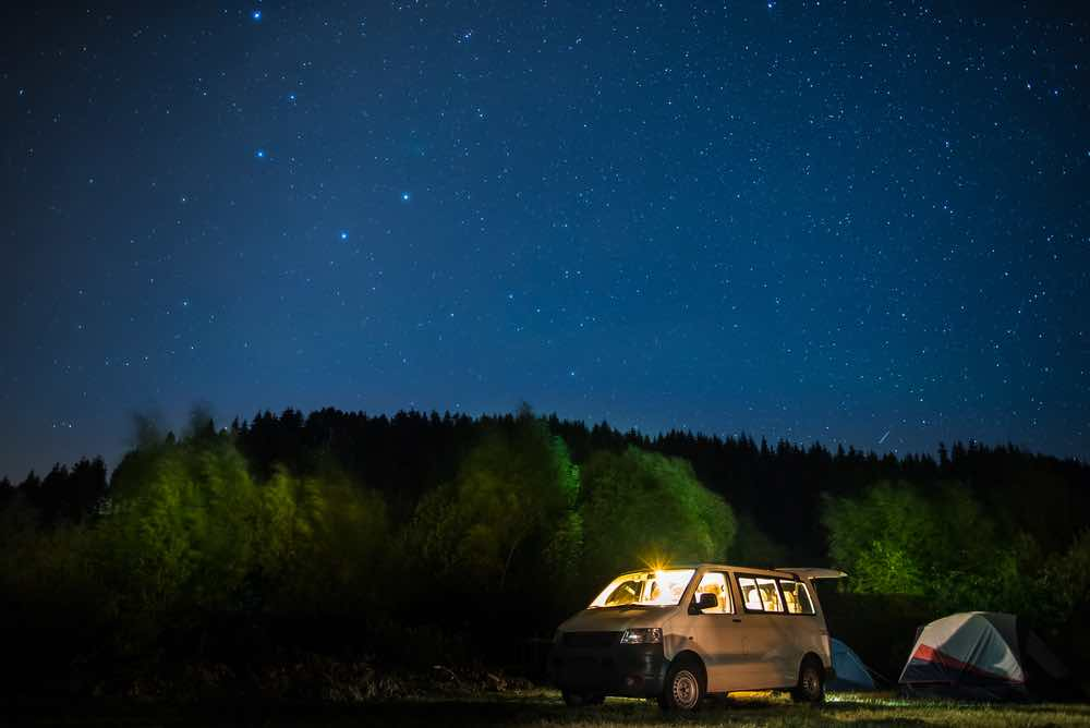 A few car camping hacks can transform any campsite into a cozy outdoor oasis.
