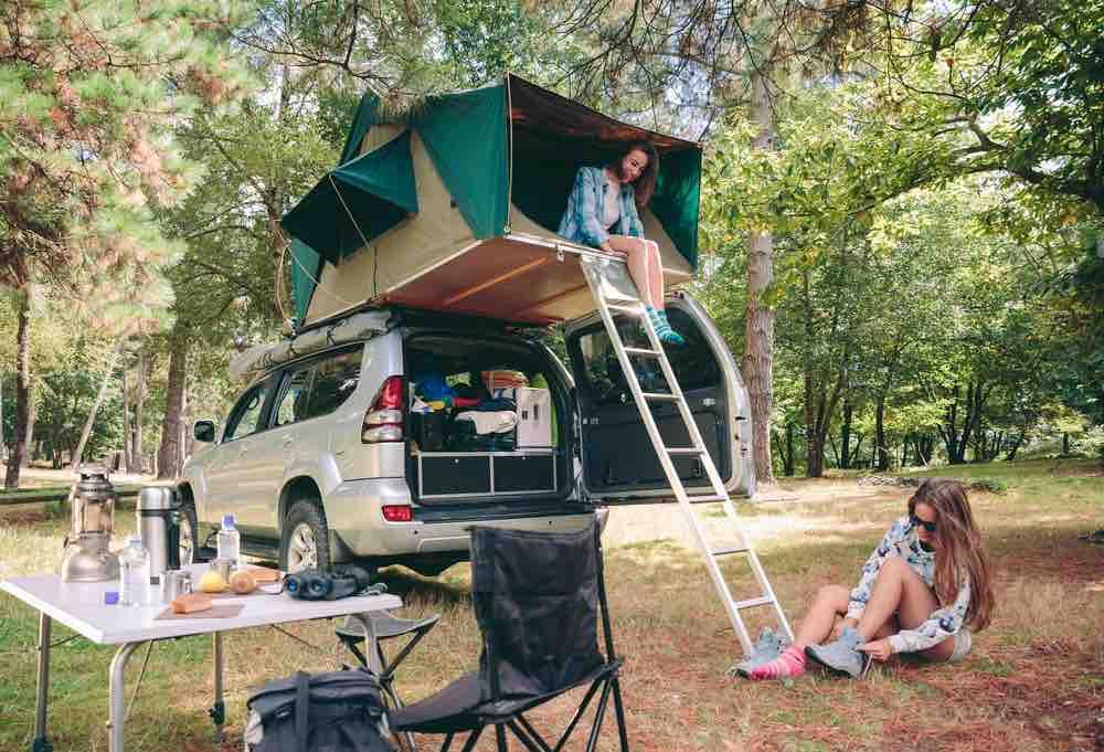 Take the ultimate road trip with super van camping hacks.