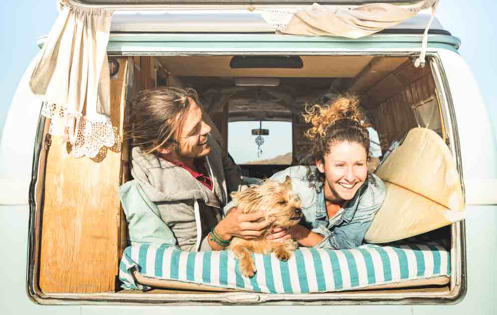 Get out in the world with our van camping hacks.