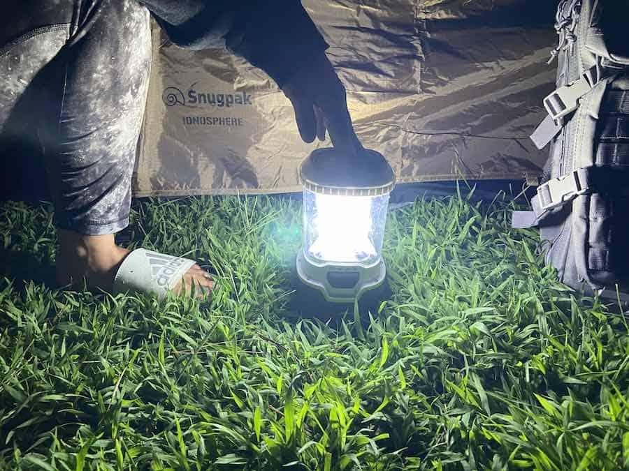 Ozark Trail Lantern