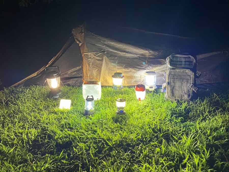 The 8 Best Rechargeable Lanterns For Camping (Keep The Batteries At Home!)