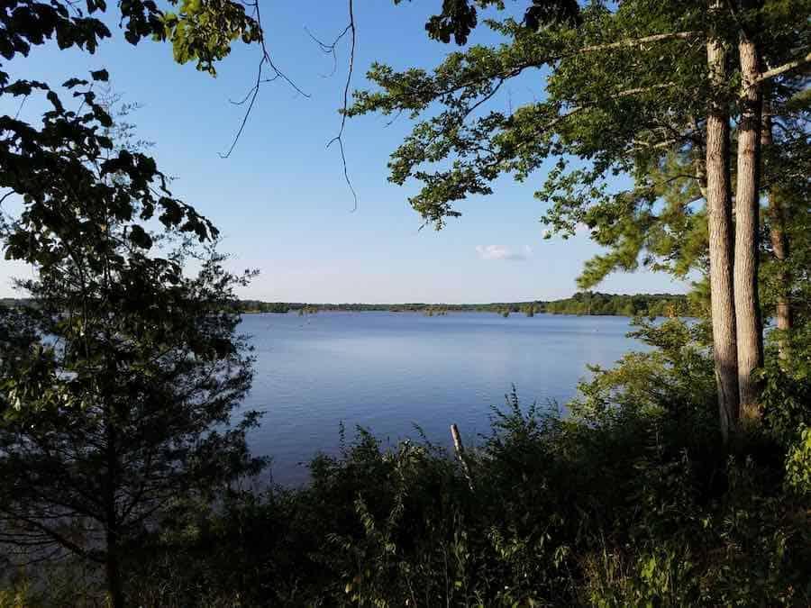 Camping in Louisiana - North Toledo Bend
