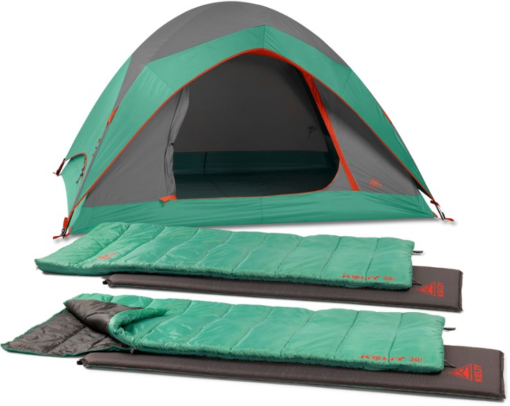 Kelty Discovery 2-Person Camping Bundle