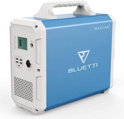 Maxoak Bluetti EB150 Portable Power Station