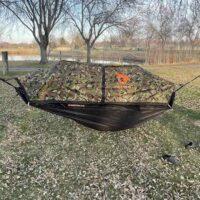 Owly Packs Tent Hammock Hybrid