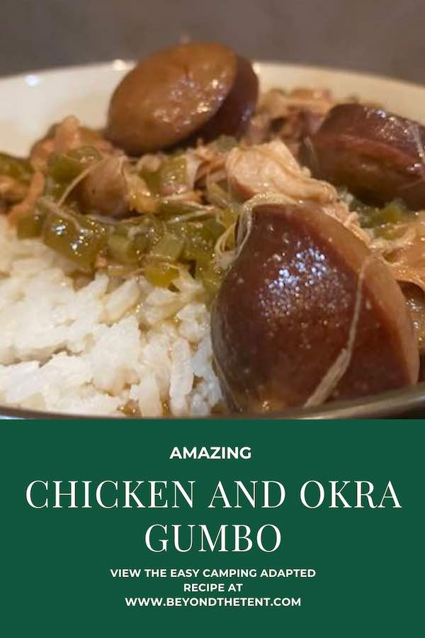 Amazing Chicken and Okra Gumbo 3