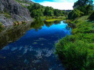 Wichita Mountain Wildlife Preserve