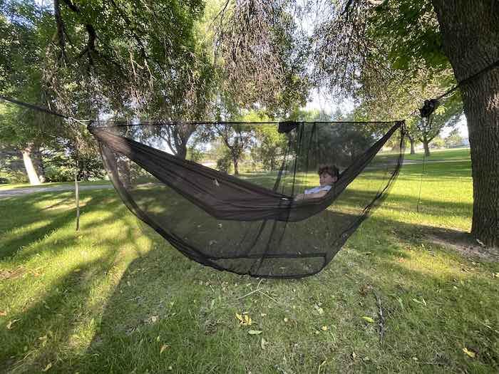 OneWind Hammock Bug Net